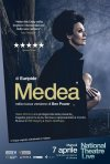 Locandina di National Theatre Live: Medea