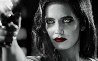 Sin City - Una donna per cui uccidere in blu-ray: quando il fumetto è in 3D