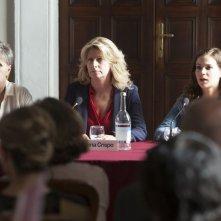Latin Lover: Virna Lisi, Angela Finocchiaro e Pihla Viitala in una scena del film