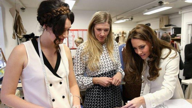 Kate Middleton Downton Abbey 5