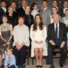 Downton Abbey: Kate Middleton in visita al set (foto)