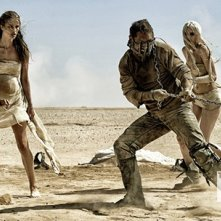 Mad Max: Fury Road - Una scena del film