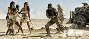 Mad Max: Fury Road - Una scena del film