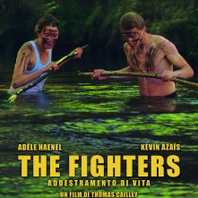 Locandina di The Fighters - Addestramento di vita