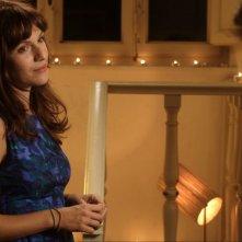 Fino a qui tutto bene: Isabella Ragonese in una scena del film
