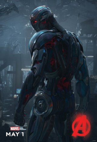 Avengers: Age of Ultron - Il character poster di Ultron