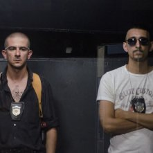 La solita commedia - Inferno: Fabrizio Biggio e Francesco Mandelli nei panni di due SWAT in un'immagine del film