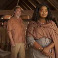 The Divergent Series - Insurgent: Octavia Spencer in una scena del film