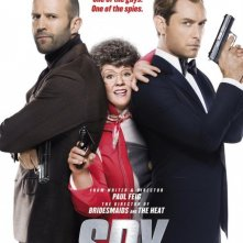 Spy: la locandina inglese