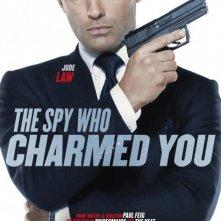 Spy: il character poster di Jude Law