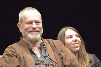 Terry Gilliam incontra il pubblico al Lucca Film Festival