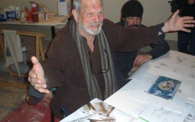 """Terry Gilliam prepara il suo Movie Circus a Lucca: """"Gente, pronti a usare l'immaginazione"""""""