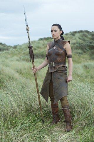 Il trono di spade: Keisha Castle-Hughes è l'interprete di Obara Sand