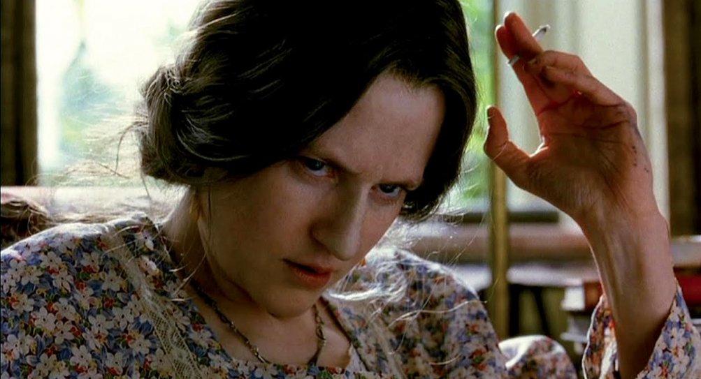 Nicola Kidman veste i panni di Virginia Woolf in The Hours