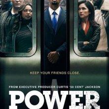 Power: la locandina della seconda stagione