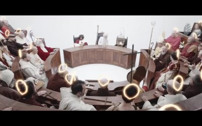 Clip 'Padre Pio' - La solita commedia - Inferno