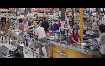 Clip 'Supermercato' - La solita commedia - Inferno
