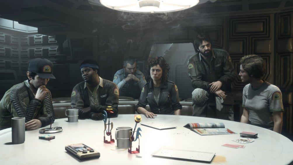 Alien Isolation: la reunione degli attori del film originale