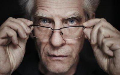 David Cronenberg in mostra a Lucca: l'Evolution dalla carne alla parola