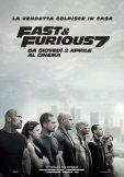 Locandina di Fast & Furious 7