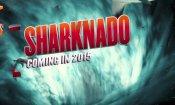 Sharknado 3: annunciati titolo (pazzo) e premiere