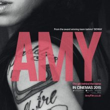 Locandina originale di Amy - The Girl Behind the Name