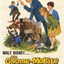 Locandina di La Gnomo-mobile