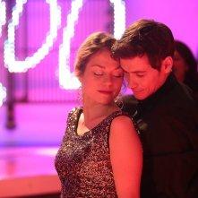 Sarà il mio tipo? e altri discorsi sull'amore: Emilie Dequenne e Loïc Corbery in un momento romantico del film
