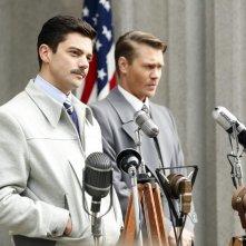 Agent Carter: gli attori Dominic Cooper e Chad Michael Murray in Valediction