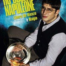 Ho ucciso Napoleone: character poster di Libero De Rienzo