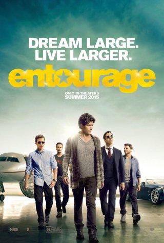 Entourage: il nuovo poster del film