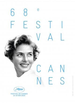 Festival de Cannes: il poster ufficiale della 68esima edizione