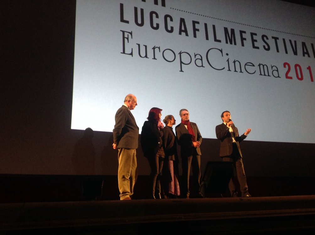 Jeremy Irons al Lucca Film Festival