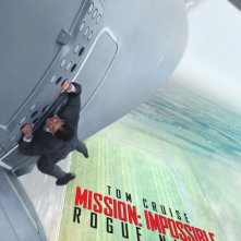 Locandina di Mission: Impossible - Rogue Nation
