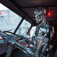 Terminator: Genisys - Il terminator si mette alla guida