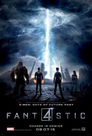 Fantastic 4: un nuovo poster del film