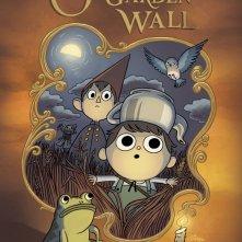 Over the Garden Wall: la locandina della miniserie