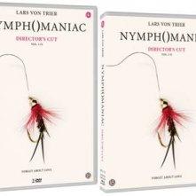 Le cover di Nymphomaniac Director's Cut