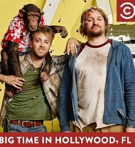 Locandina di Big Time in Hollywood, FL