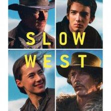 Locandina di Slow West