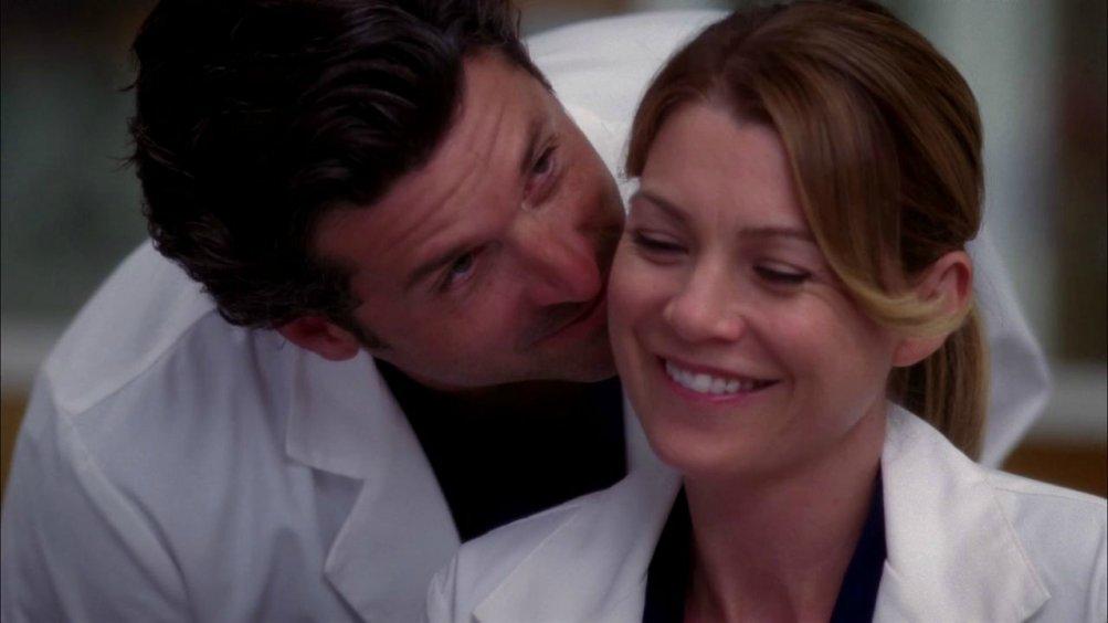 Grey's Anatomy: Derek e Meredith
