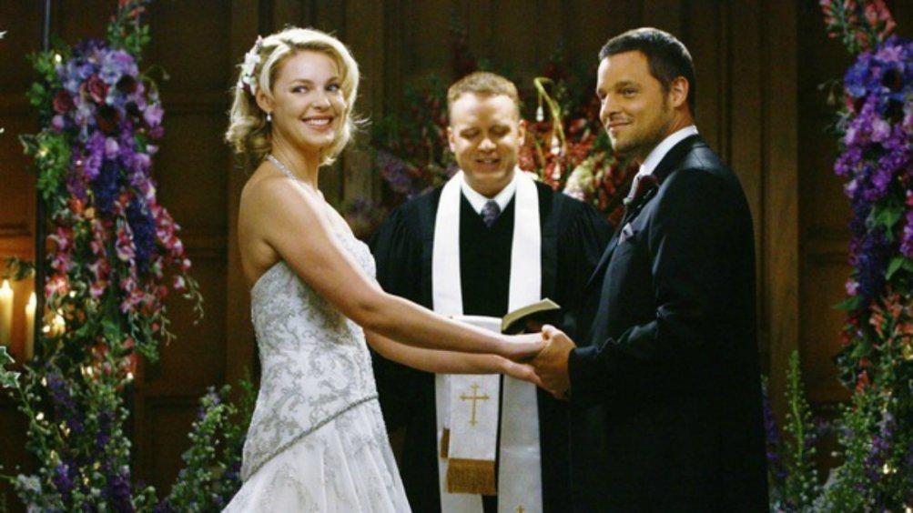 Grey's Anatomy: Izzie e Alex
