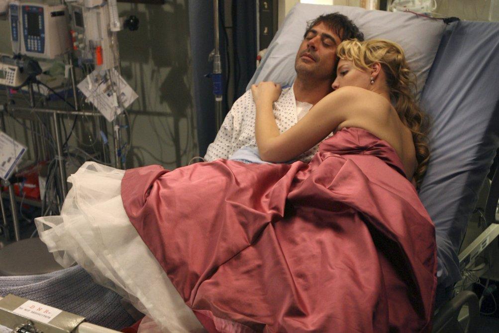 Grey's Anatomy: Izzie e Danny