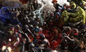 Avengers: Age of Ultron; Star Wars VII - Le anticipazioni a Romics