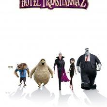 Hotel Transylvania 2: il teaser poster del film