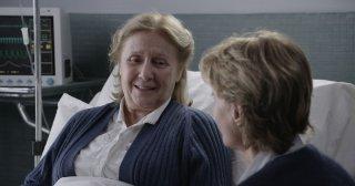 Mia Madre: Margherita Buy con Giulia Lazzarini in una scena del film