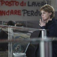 Mia Madre: Margherita Buy nel ruolo di Margherita in una scena del film