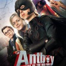 Locandina di Antboy 2: Revenge of the Red Fury
