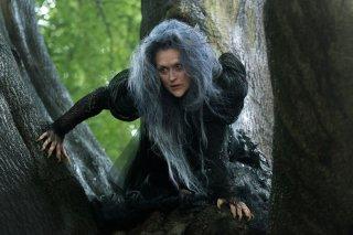 Into the Woods: la prima immagine di Meryl Streep nei panni della Strega