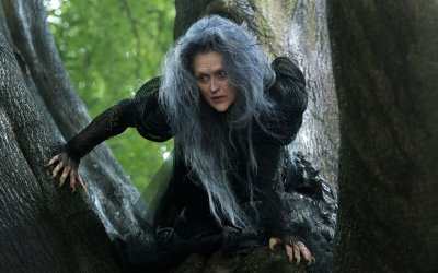Meryl Streep strega da favola nel musical Into the Woods